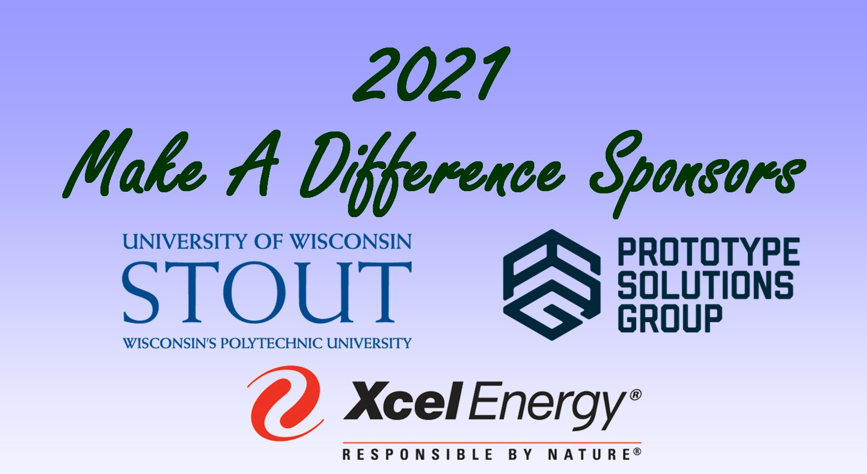 2021 Make A Difference Sponsors